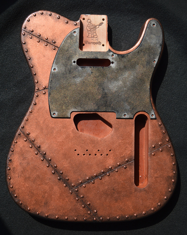 Seta Guitar Bodies Standard Models Custom Orders